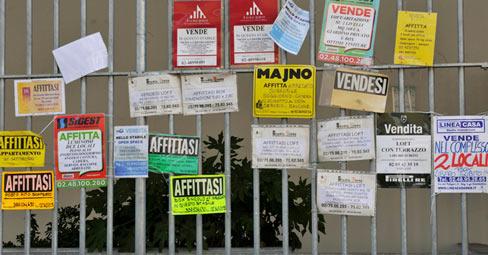 Il mercato immobiliare residenziale italiano reagisce alla crisi